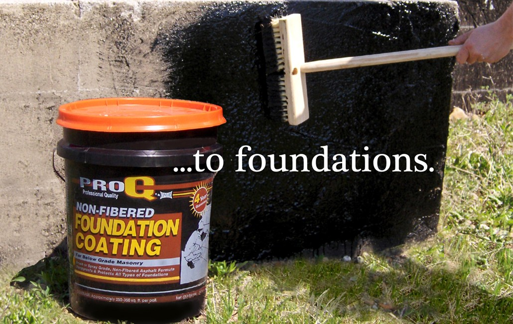 foundation-coating-application